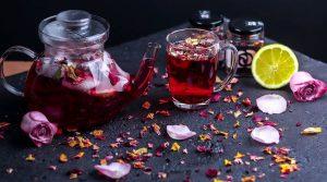 Rózsa – Puncs Szálas Teakeverék