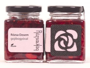 rózsa dzsem