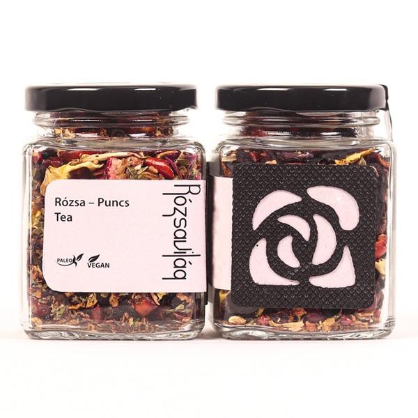 rózsa szálas teakeverék