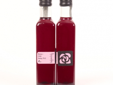 Rózsa – Chili Syrup