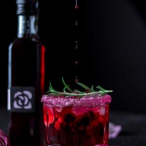 Rózsa – Hibiszkusz Syrup