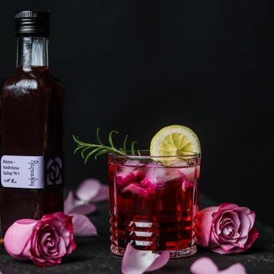 °N2 Rózsa – Hibiszkusz Syrup-5