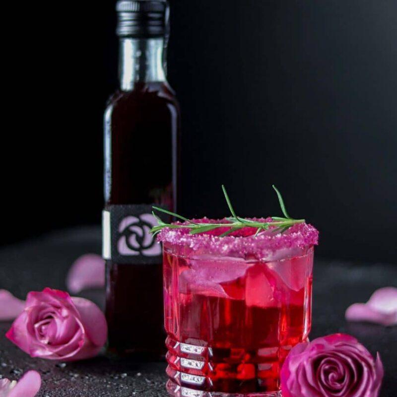 °N2 Rózsa – Hibiszkusz szirup 10