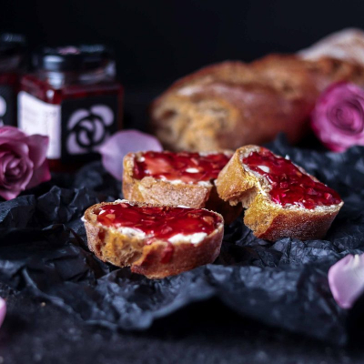 Rózsa Dzsem Rózsaszirom – Gojibogyó