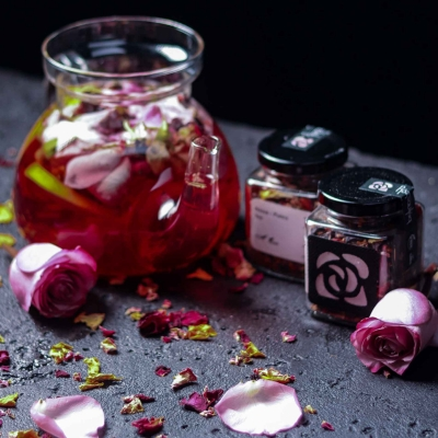 Szálas Teakeverék Rózsa – Puncs-5