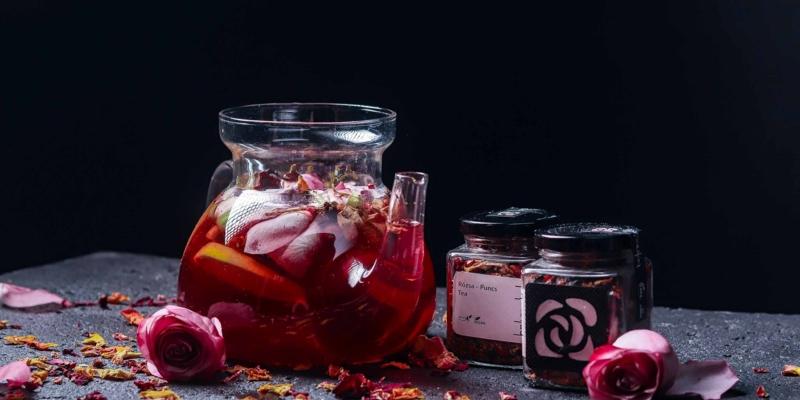 Szálas Teakeverék Rózsa – Puncs-7